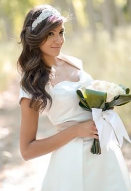 Vestido de novia de Dama Atelier