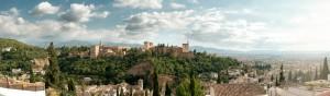 Alhambra de Granada - Patrimonio cultural de la ciudad de Granad